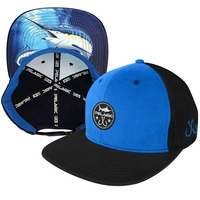 Pelagic Circle Patch Snapback Cap