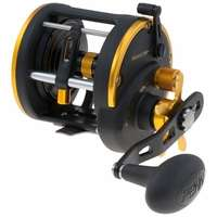 Penn SQL20LWLH Squall Level Wind Reel