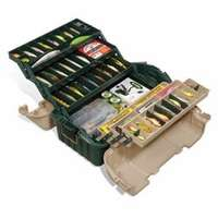 Plano 8616 Magnum Hiproof 6 Tray Tackle Box