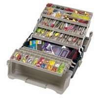 Plano 9606 Large 6 Tray Tackle Box