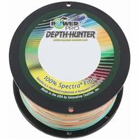 PowerPro Depth Hunter Braided Fishing Line 500yds, 80lb