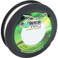 PowerPro Fishing Line Braided Spectra 20Lb 300Yds White