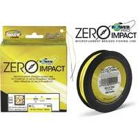 PowerPro Zero-Impact Braided Fishing Line 30lb 150yds Hi-Vis Yellow