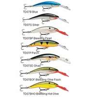 Rapala TD07 Tail Dancer Lures