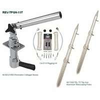 Rupp REV-TPGN-15T Revolution Top Gun Outrigger Kit