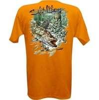 Salt Life SLM0093 Big Ol Trout Men's SS T-Shirt