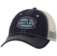 Salt Life Life in the Cast Lane Mesh Back Hat 980cd995f707