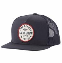 super cute b646b 89b40 Salty Crew Twin Fin Trucker Hat