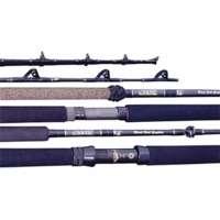 Seeker G 6463XXXH-6 1/4' AR/WO Black Steel Rod