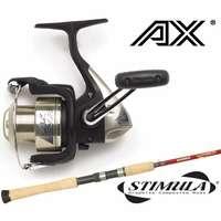 Shimano AX FB/Stimula Spinning Combo AX2500FB/STS66M2A