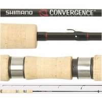Shimano CVS60M2B Convergence Spinning Rod 2pc