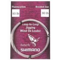 Shimano WOL080 Jigging Wind-On Leader 80lb