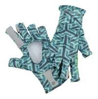 Simms PG-10489 Solarflex Sun Glove - Tribal Wave Nightshade