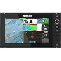 Simrad NSS9 evo2 Combo Multifunction Display w/ Insight USA