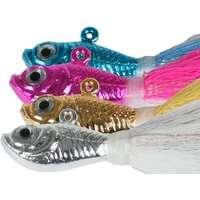 SPRO Chrome Bucktail Jig - 3/4 oz.