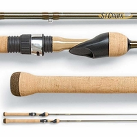 St. Croix PFS60ULF Panfish Series Spinning Rod