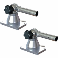 TACO Grand Slam 170 Outrigger Top Mounts for 1-1/8'' Poles - GS-170