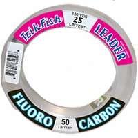 Trik 25FLS08001 Flourocarbon Clear Leader