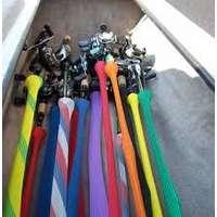 VRX Fishing Rod Glove Casting Model